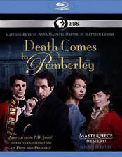 Masterpiece Mystery: Death Comes to Pemberley (Blu-ray Disc, 2014) PBS  NEW