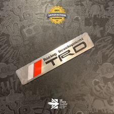 Toyota TRD Racing Development 3D Badge Emblem GT4 MR2 Celica Supra Starlet 33