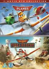 Planes/Planes: Fire and Rescue - Klay Hall [DVD]