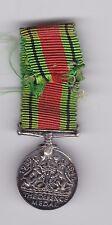 WW2 Australian Defence medal original period miniture