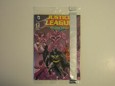Justice League Comic Book To Catch a Thief #7 of 9 DC Comics General Mills Promo