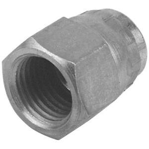 "JIC Swivel 37° Coned Blanking Cap JIC Hydraulic Adaptor Sizes 7/16"" - 2.1/2"""