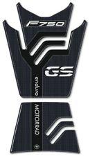 Tankpad 3D gel Tankschutz kompatibel Motorrad BMW F750 GS von 2018