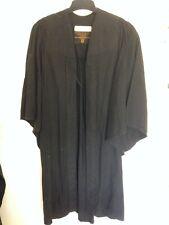 UK Academic Graduation Gown-Bachelor style BLACK