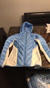 Spyder Womens Syrround Hybrid Hoody Jacket Medium / LAST CHANCE!