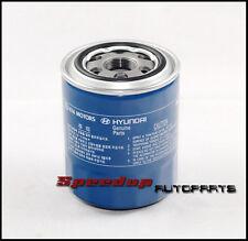 OEM Genuine Oil Filter for Hyundai iLoad iMax 2.5L Diesel D4CB 2008+ 26330-4X000