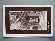 R&L Postcard: The Village Belle, 1906 Davidson Bros, Rural Cottage