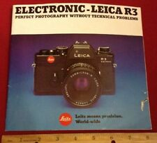 Leica Camera Manuals & Guides