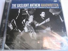 THE GASLIGHT ANTHEM - HANDWRITTEN - CD - NEU + ORIGINAL VERPACKT!