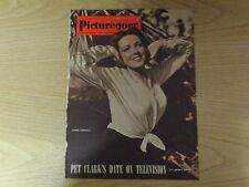 March 1952, PICTUREGOER, Linda Darnell, Doris Day, Petula Clark, Kim Hunter.