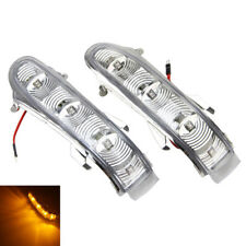 2X Car Mirror LED Turn Signal Light for Mercedes Benz S/CL-Class W220 W215 99-03
