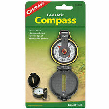 Coghlan's, Lensatic Compass, mfg 8164