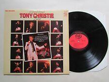 """TONY CHRISTIE """"20 GREAT SONGS"""" LP, 1975 MFP 50489, EX/EX."""