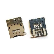 Sim Card Reader Connector replacement  for Samsung Galaxy S6 Edge SM-G925F