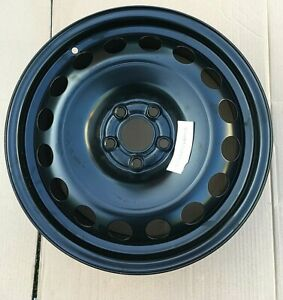 VW Steel Wheel - 1J0601027AP **Genuine New VW Part**