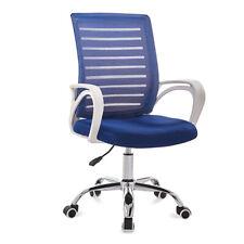 Office Desk Mesh Chair Executive Home Computer Task Ergonomic Adjustable Swivel