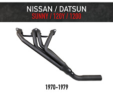 Headers / Extractors for Nissan Sunny and Datsun 1200 & 120Y (1000-1500cc)