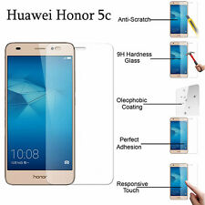 2X 9H Premium HD Tempered Glass Screen Protector For Huawei Honor 7 Lite / 5C