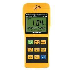 Auto Range Auto Power 3-axis Magnetic Field Meter 30Hz-2000Hz USB