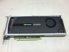 Dell Nvidia Quadro 4000 2GB GDDR5 PCI-E Graphics Card 038XNM