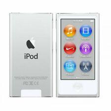 NEW Brand Apple iPod nano 7th Generation Silver (16 GB) Bluetooth MP3 Player