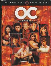 7 DVDs : OC CALIFORNIA (Die komplette erste Staffel)