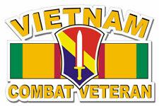 1st Field Force Combat Veteran Sticker Vinyl Decal 6-4