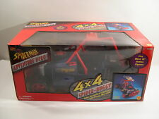 SPIDER-MAN Adventure Hero 4 X 4 SPIDER-BUGGY (w/ Cannon & Missiles) Mint Sealed