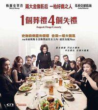 "Julia Roberts ""August: Osage County"" Meryl Streep 2013 Drama Region A Blu-Ray"