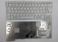 for LG X120 X 120 Series SP Spanish Language White Laptop Notebook Keyboard