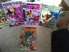 1989 1990 Marvel Comics Presents 13 47 48  57 VF