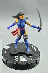 Heroclix Psylocke House of X Marvel Figure 005