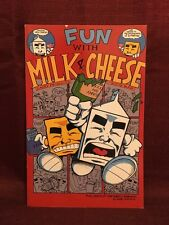 Fun With Milk and Cheese Paperback Evan Dorkin Softcover Slave Labor Graphics