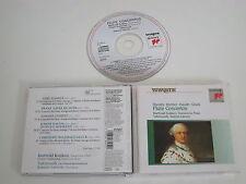 STAMITZ, RICHTER, HAYDN, GLUCK/FLUTE CONCERTOS(SONY CLASSICAL SK 48045) CD ALBUM