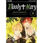 BLOODY MARY 8 - MANGA J POP JPOP - NUOVO