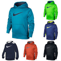 NIKE KO 3.0 Therma-FIT Pullover HOODIE - Youth BOYS  8-20   S  Small
