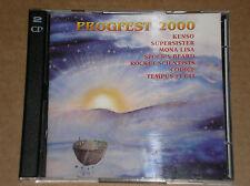 PROGFEST 2000 (MONA LISA, KENSO, SPOCK'S BEARD) - 2 CD COME NUOVO (MINT)
