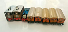 8 x Thomas The Tank Engine & Friends Diecast Metal Vehicle Bundle - ERTL
