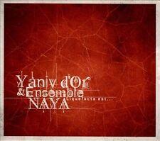 Yaniv d'aOr and Ensemble Nia - a new album! israeli music, New Music