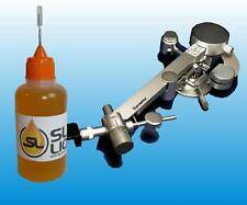 BEST Synthetic Oil For Dynavector Tonearms READ THIS Slick Liquid Lube Bearings