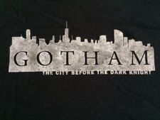 Gotham TV Series City Before the Dark Knight Black T-shirt Licensed New