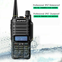 Baofeng UV-9R Plus VHF/UHF Walkie Talkie Dual-Band Ham HandheldTwo-way Radio