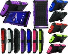 Étuis, housses et coques violet en plastique rigide Pour Sony Xperia Z3 pour téléphone mobile et assistant personnel (PDA)