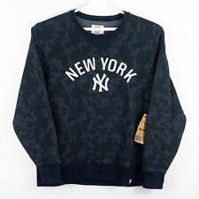 47 BRAND - MLB New York Yankees Pullover Crew Neck Sweatshirt Camo XXL 2XL NWT