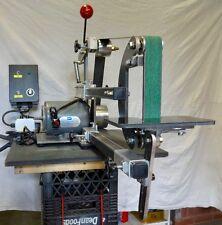 "Knife Making: Variable Speed  1""-2"" x 72""/60""/54""/48""  Multi Belt Sander System"