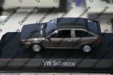 Norev VW Scirocco 11 1981 Grey 1:43 Diecast 840095