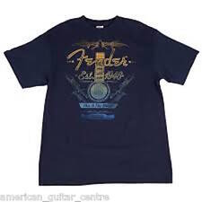 Fender Classic Circle Logo T-shirt Medium