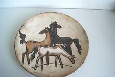 Ruscha Keramik-Wandteller & -Zierteller