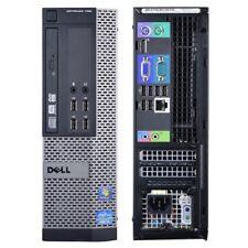 Dell Optiplex 790 Desktop Computer PC Intel i5 Quad 3.1GHz 8GB 1TB Win7 WiFi SFF
