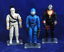 x50 Action Figure Display Stands G.I. Joe GI Joe Action Force Vintage 1980's
